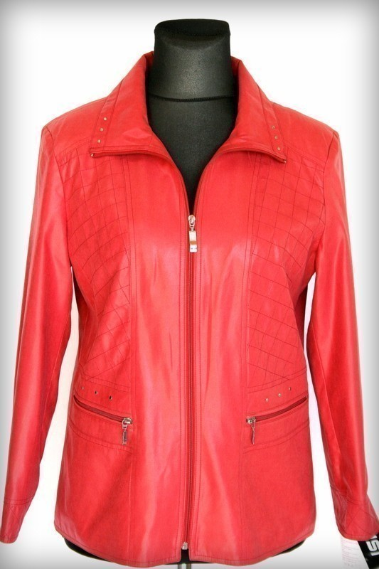 81eeeeb915 Bőrhatású Blézer - Blézerek :: Ruhakirály női molett ruha Webshop
