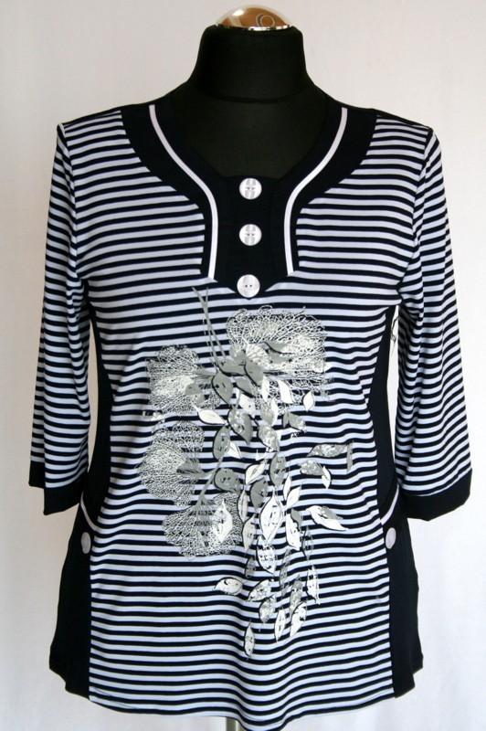 58b86b7ed3 Lola felsőrész - Molett felsőrészek :: Ruhakirály női molett ruha ...