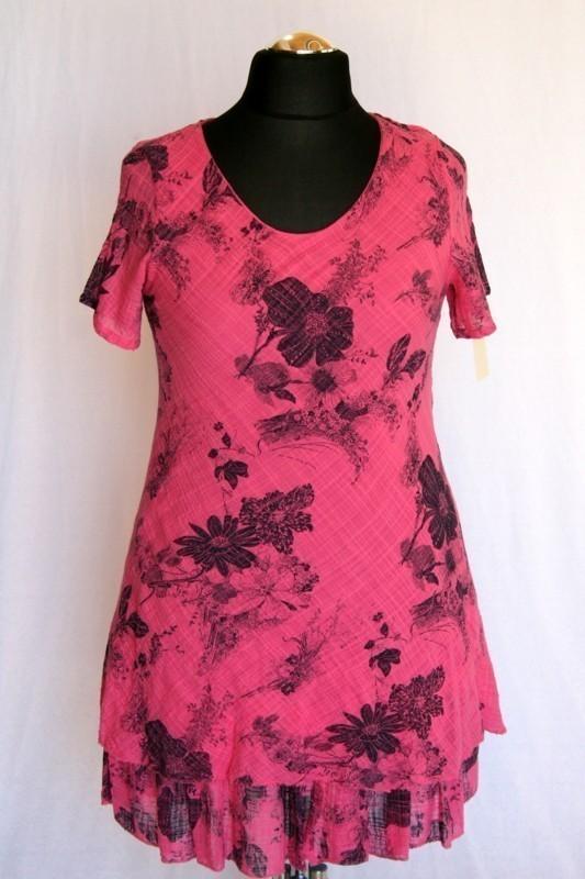 84b50ee2d8 Géz nyári ruha - Len- Vászon- Géz rövid ruhák :: Ruhakirály női ...