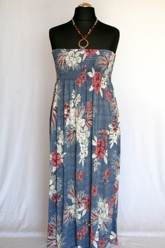 86acbca580 Gumis nyári ruha - Gumis nyári ruhák :: Ruhakirály női molett ruha ...