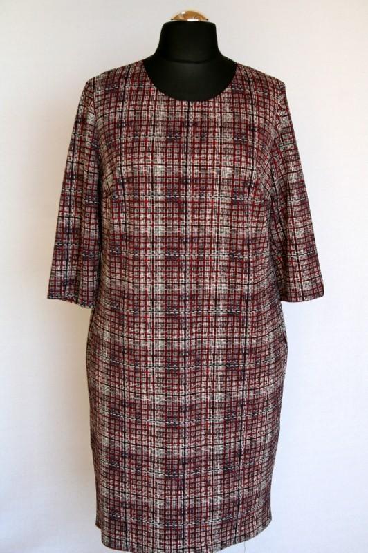 66b50ce518 Hanna ruha - Ruhák :: Ruhakirály női molett ruha Webshop