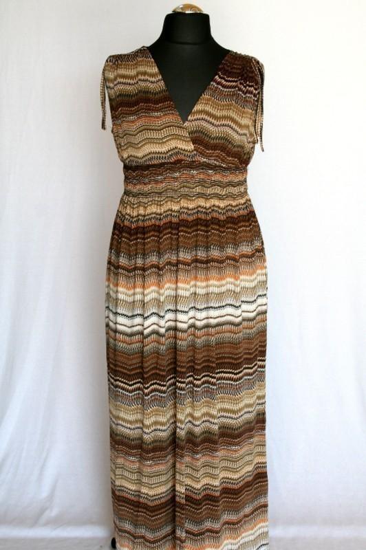 Hosszú nyári ruha - Nyári ruhák    Ruhakirály női molett ruha Webshop c132b8c06a