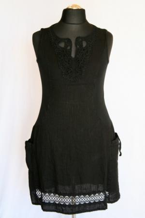 8b3223fea3 Len- vászon- és géz ruhák nyári rövid ruhák. :: Ruhakirály női ...