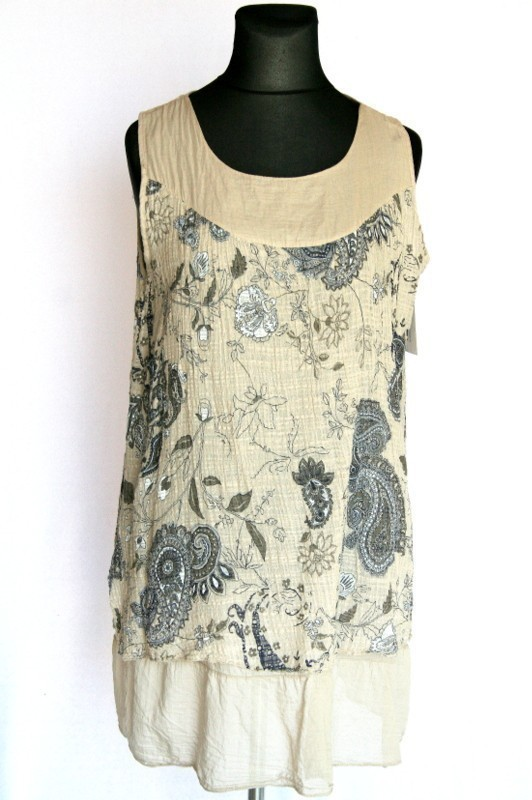 13424794fd Molett gézruha - Len- Vászon- Géz rövid ruhák :: Ruhakirály női ...