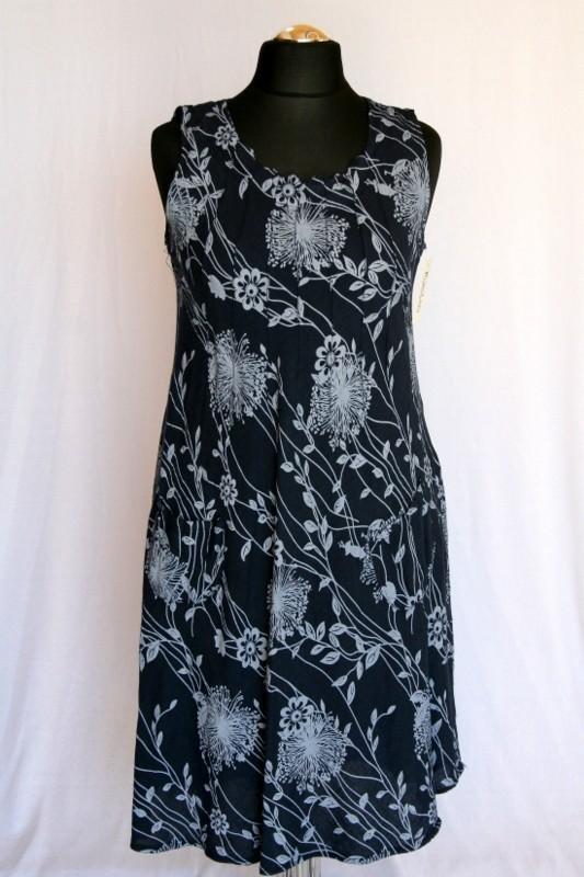 e0e5e6100b Molett nyári ruha - Len- Vászon- Géz hosszú ruhák :: Ruhakirály női ...