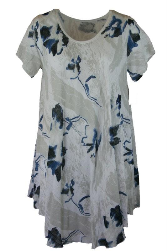 39ff538e18 Molett nyári ruha - Len- Vászon- Géz hosszú ruhák :: Ruhakirály női ...