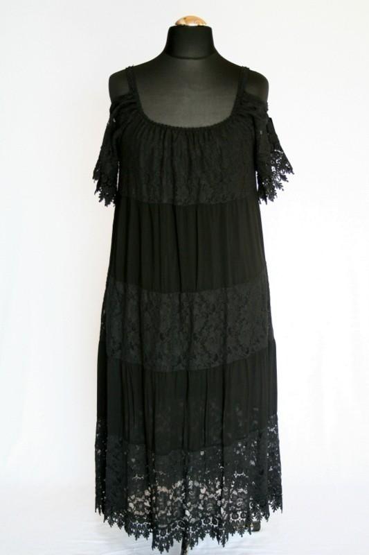Olasz hosszú ruha - Nyári ruhák    Ruhakirály női molett ruha Webshop cdbaaef935