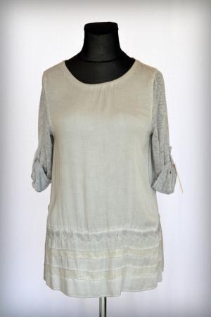 Fiatalos felsőrészek    Ruhakirály női molett ruha Webshop 06f7249ad2