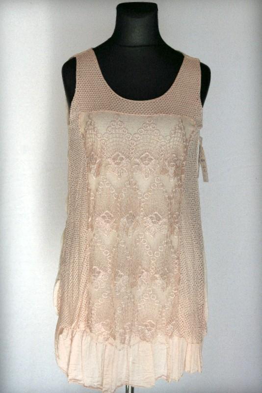Csipkés nyári ruha - Nyári ruhák    Ruhakirály női molett ruha Webshop 2b0fa62ab4