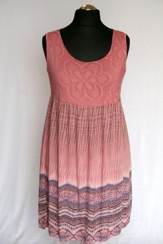 Selyem nyári ruha - Nyári ruhák    Ruhakirály női molett ruha Webshop ae8c8921aa