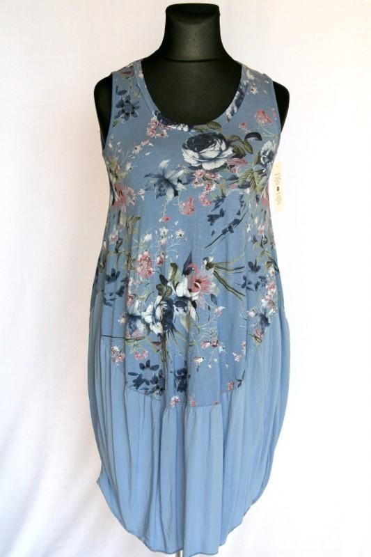 cceb80408a Virágos nyári ruha - Selyem,csipke,pamut ruhák :: Ruhakirály női ...